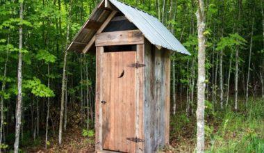 Established emergency toilet option
